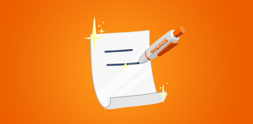 Dein Feedback zur Migros App Einkaufsliste Image